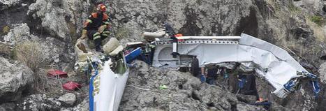 Recuperados los tres cadáveres de la avioneta estrellada en Gran ... - La Provincia - Diario de Las Palmas   Seguridad Aeronautica   Scoop.it