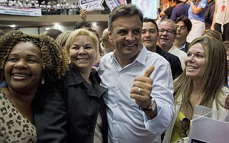 Marina Silva endorses Aecio Neves against Dilma Rousseff in Brazilian presidential election  - Telegraph | Latin America | Scoop.it
