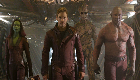 5 Super Powerful Lessons 'Guardians of the Galaxy' is Teaching Hollywood | transmedia marketing: storytelling for business, art and education | Scoop.it
