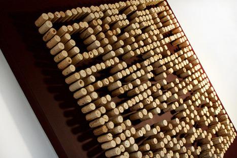 One more Wine Cork QR code | L'Etablisienne, un atelier pour créer, fabriquer, rénover, personnaliser... | Scoop.it