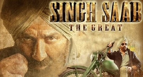 Singh Saab The Great: Movie review | Movies & Entertainment News | Scoop.it