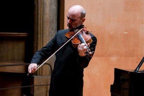 Un altiste en son jardin - Journal La Terrasse | Musique classique contemporaine | Scoop.it