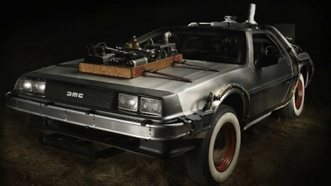 You Can Buy One of the Super Rare DeLorean Time Machines Used in Back to the Future | All Geeks | Scoop.it