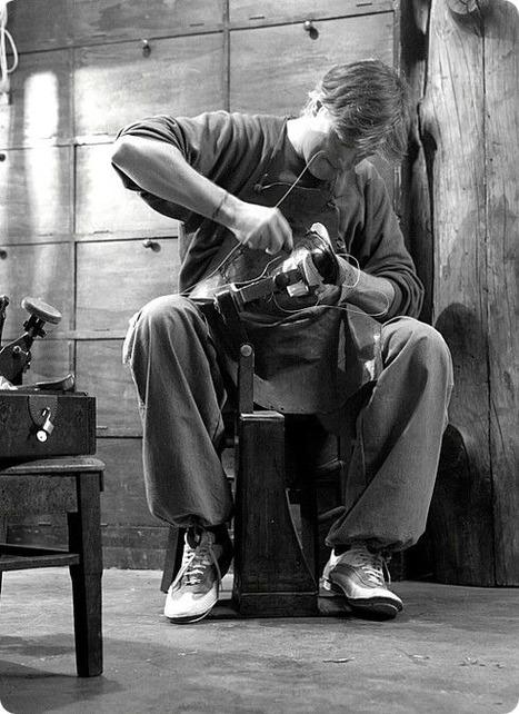 Doriano Marcucci Le Marche: Bespoke, personalized, handmade shoes   Design   Scoop.it