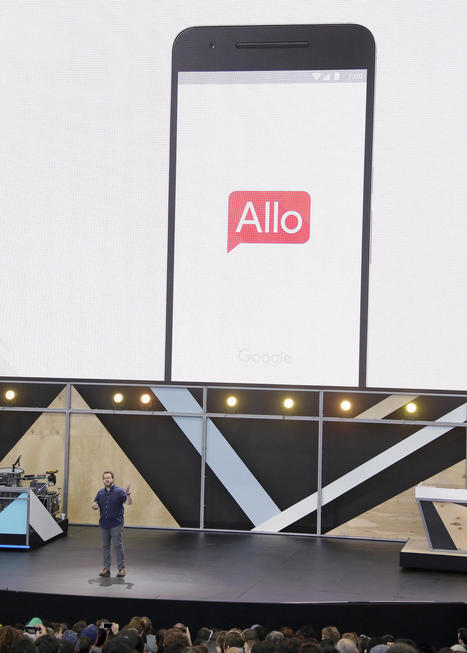 Google chat app Allo boasts strong encryption — if you turn it on | Small Business, Social Media and Digital Marketing | Scoop.it