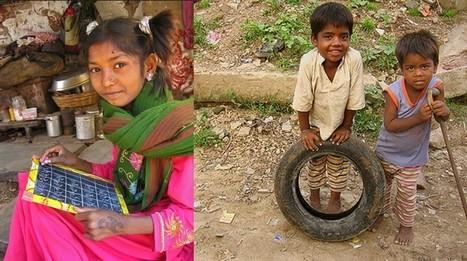 Cas pràctic de Projecte interdisciplinari: Els drets dels infants | Ensenyament | Scoop.it