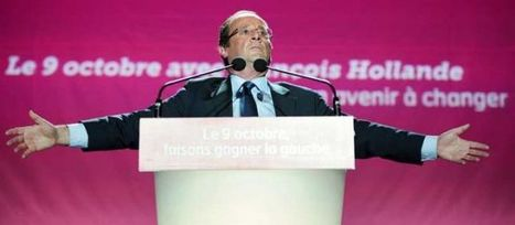Primaire PS : Hollande creuse encore l'écart (Ipsos-Logica) | Hollande 2012 | Scoop.it