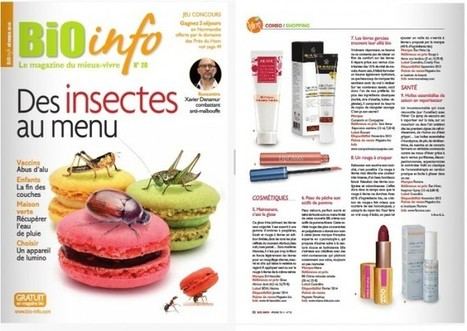 BIO INFO - FEV 14 | Beauty Push, bureau de presse | Scoop.it