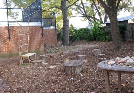 Annandale VA: Nature is part of the learning environment at ... | great outdoors | Scoop.it
