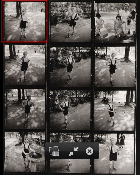 How Studying Contact Sheets Can Make You a Better Street Photographer | Eric Kim | Fuji X-Pro1 | Scoop.it