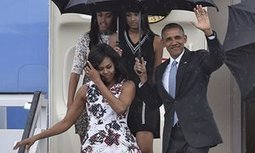 Obama lands in Cuba as first US president to visit in nearly a century | Daily World News | Scoop.it