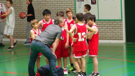 Les Poussins 1 trébuchent en finale. | Site officiel de la Jeunesse de ... | Le Basket en Yvelines | Scoop.it