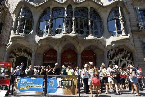 #Barcellona contro i turisti | ALBERTO CORRERA - QUADRI E DIRIGENTI TURISMO IN ITALIA | Scoop.it