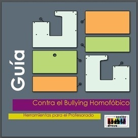 Mónica Diz Orienta: Guia contra el bullying homofóbico | Recursos didácticos y materiales para la formación del profesorado. Servicio de Innovación y Formación del Profesorado | Scoop.it