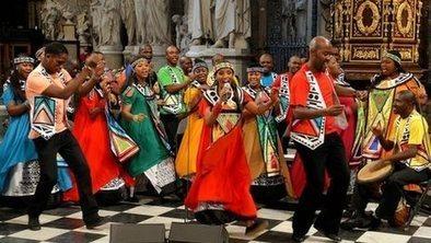 Nelson Mandela thanksgiving service: 'A fitting tribute' - BBC News | Nelson Mandela 1918 - 2013 | Scoop.it