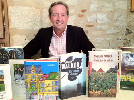 Martin Walker, le nouvel ambassadeur du Périgord - RFI | dordogne - perigord | Scoop.it