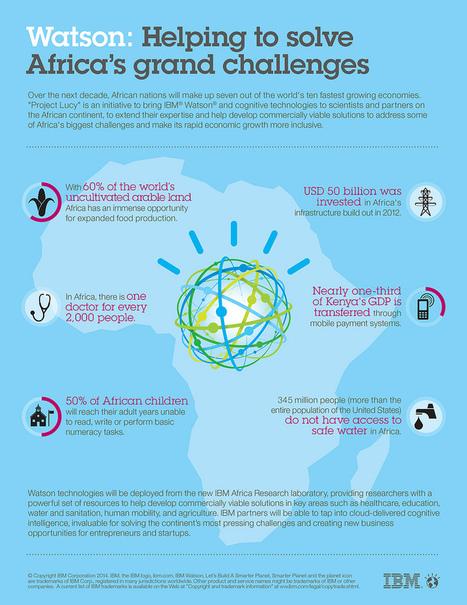 IBM brings Watson to Africa - Phys.org | Africa | Scoop.it