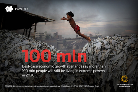 5 facts about poverty   Humanitarian emergencies   Scoop.it