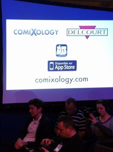Delcourt signe avec ComiXology pour sa distribution numérique | Veille sur la bande dessinée pour tous | Scoop.it
