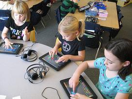 Auburn Educators Tout Benefits of iPads for Kindergartners | Digital Learing | Scoop.it