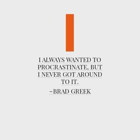 Proven Tips for Managing Procrastination   Fine Art Tips   Scoop.it