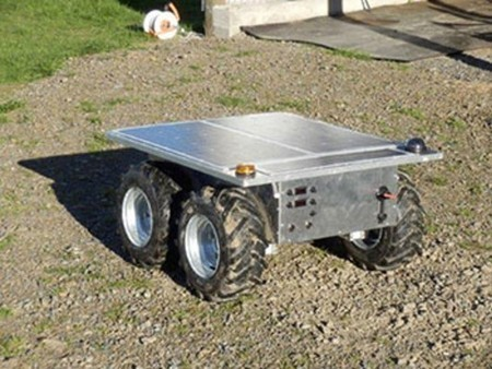 AgriRover brings Mars rover technology to the farm | Climate - Water - Ecology - People and Sustainability post Rio+20 | Scoop.it
