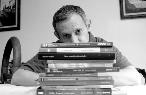 Spain | Toño Malpica, escritor | Formar lectores en un mundo visual | Scoop.it