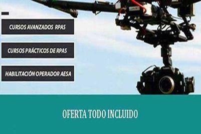 Huesca Drones - - #Cursos #pilotos #drones por menos de... | Facebook | Cuéntamelo España | Scoop.it