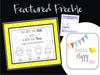 Teaching Blog Addict: The Last Freebie Friday of 2013   Educational Board   Scoop.it
