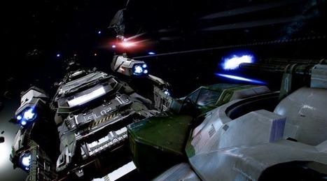 Chris Roberts returns to gaming and once again reinvents the space sim genre | Tech Trends | Technology, gaming and education | Scoop.it