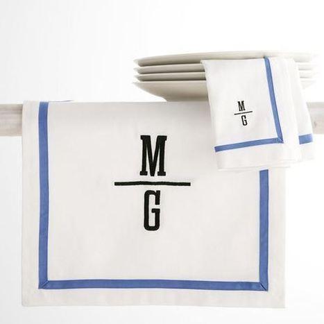 {Gone Pinning} Cotton anniversary gift ideas | Megan's Island | Anniversary Gift Ideas - Her | Scoop.it