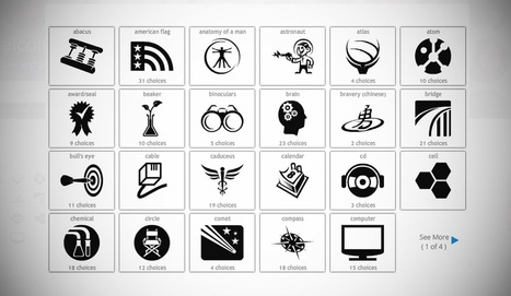 Logos Gratis con Logo Garden. Genéralos en base a miles de símbolos | Tecnología, Ciencia e Informática | Scoop.it