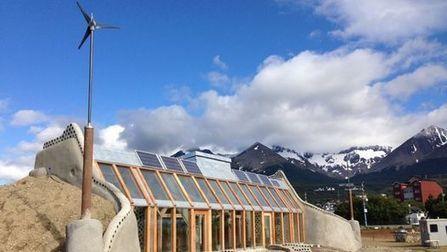 Ecocasa Tol-Haru, una propuesta ecológica en Ushuaia | Sustainable innovation | Scoop.it
