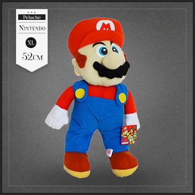 Grande peluche Mario Nintendo 52cm | Boutique Muku | Scoop.it