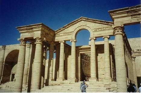 Hatra,Baghdad | Ancient Cities | Scoop.it