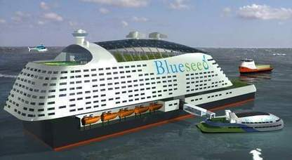 Startup sees ship as visa solution - Omaha.com   The Big Idea   Scoop.it