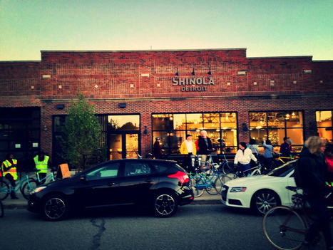 Shinola Shines On In Detroit, Moves Past Local Criticism | Digital-News on Scoop.it today | Scoop.it