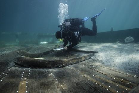 Le plus ancien bateau cousu de Méditerranée | Bronze Age | Scoop.it