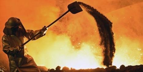 Nouvelle attaque de Bruxelles contre le déferlement d'acier chinois | Forge - Fonderie | Scoop.it