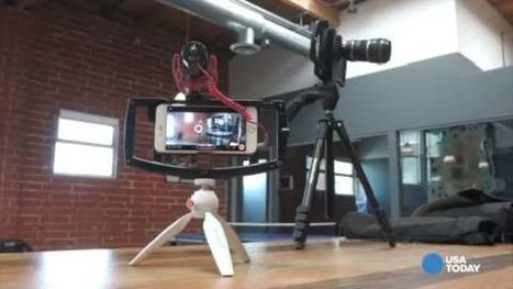 Turning the iPad into a mini-production studio | STEM Connections | Scoop.it
