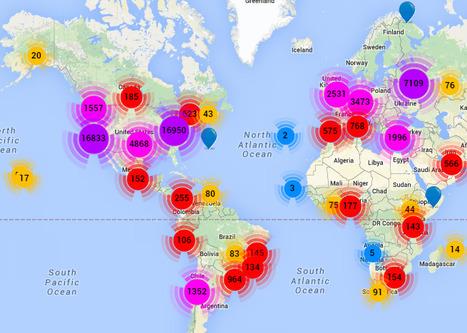 Global Startup Map | Ideas, Innovation & Start-ups | Scoop.it