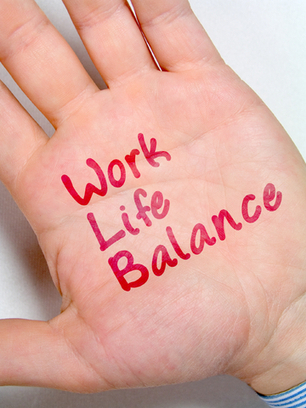 True Work-Life Balance? It's a Myth We Need to Quit Worrying About | Art of Hosting | Scoop.it