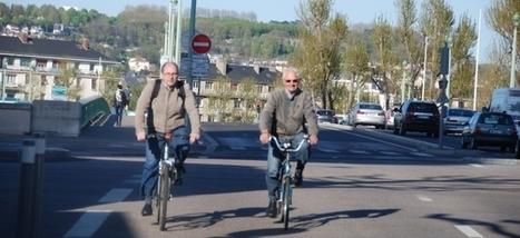 Le vélo passe la vitesse supérieure à Rouen | RoBot cyclotourisme | Scoop.it