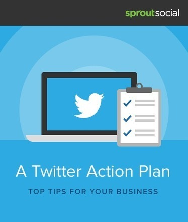 A Twitter Action Plan: Top Tips for Your Business [Infographic] | CRM Marketing and Innovation | Scoop.it