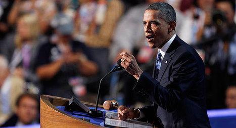 Barack Obama speech: 15 best lines - Mackenzie Weinger | Restore America | Scoop.it