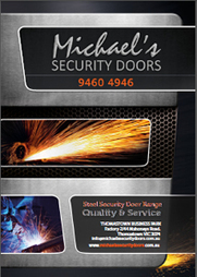 Shop Online for Steel Security Doors | Security Services | Scoop.it