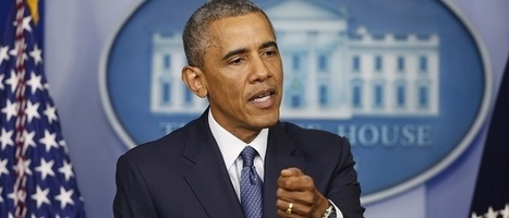 Obama: Change Will Come If Corporate Lobbyists Work Harder To Pass My Agenda | ChicagO Politics | Scoop.it