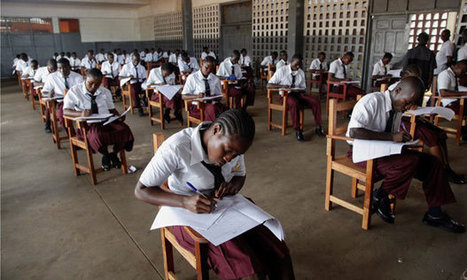 All 25,000 candidates fail Liberian university entrance exam - Applicants accused of lacking enthusiasm and not having a basic grasp of English | English as a World Language | Scoop.it