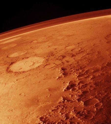 Actualité > Mars, la Planète rouge nous montre ses autres couleurs | Découvertes de l'univers | Scoop.it