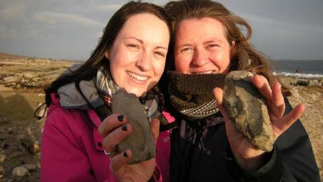IRLANDE : Hunting axe up to 5,000  years old thrown up by storms | World Neolithic | Scoop.it